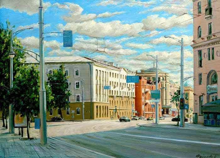 Минск, улица Кирова Image