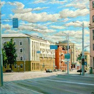 Минск, улица Кирова