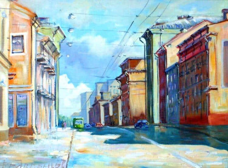 Улица Володарского Image