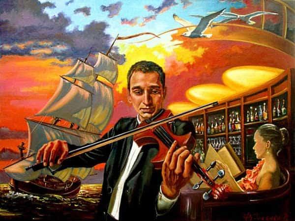 Мечта скрипача Image