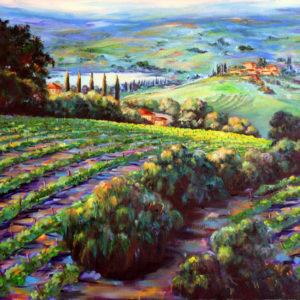 Холмы Италии