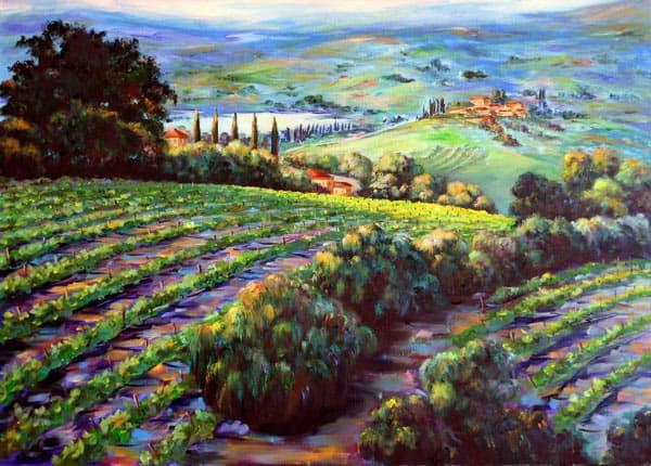 Холмы Италии Image