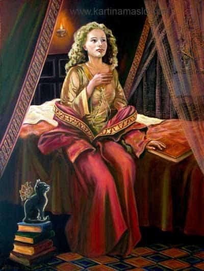 Рыцарский роман Image