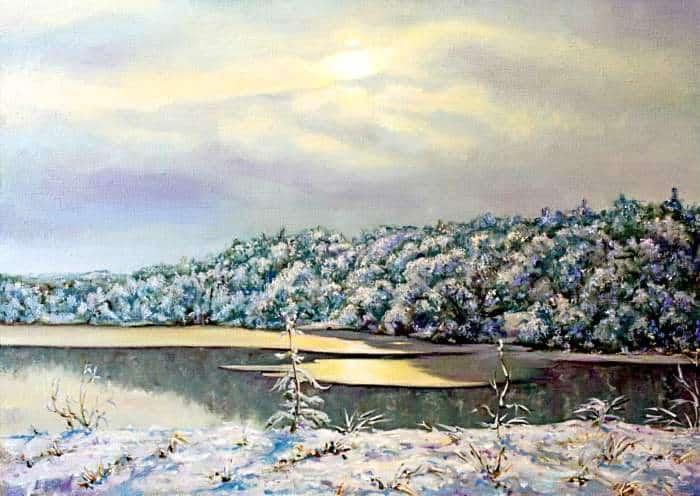 Зимний день Image