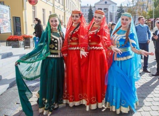 Минск фестиваль Азербайджанской культуры