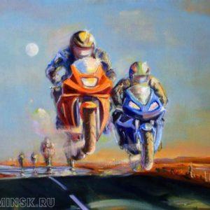 Гонки на мотоциклах