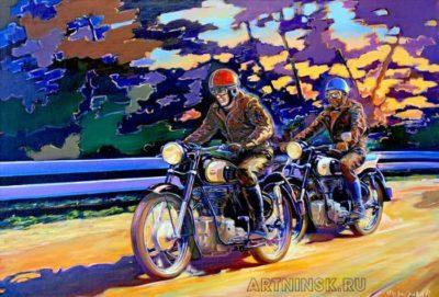 AWO 425 мотоцикл Симсон