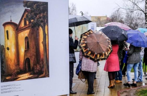 Минск выставка картин