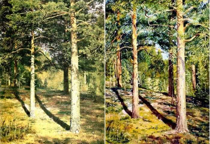 Иван Шишкин картина