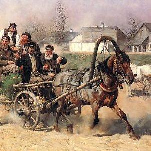 Лошади в Минске