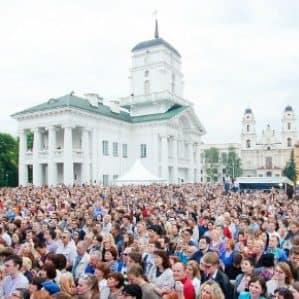 Минск джазовые вечера