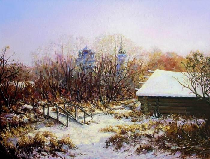 Первый снег Image