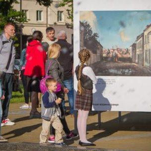 Художник и город