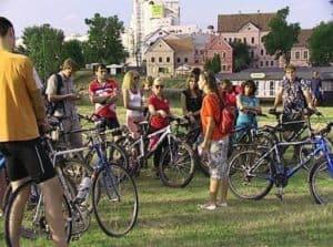 Последняя обзорная вело-экскурсия уходящего лета.