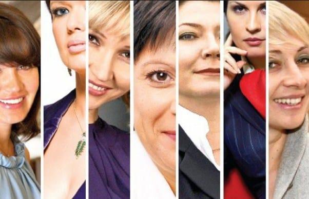 Белорусские женщины
