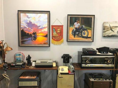 Коллекция Советских мотоциклов