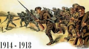 Беларусь 1914–1918. Война и мир