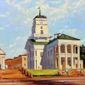Городская ратуша Минска