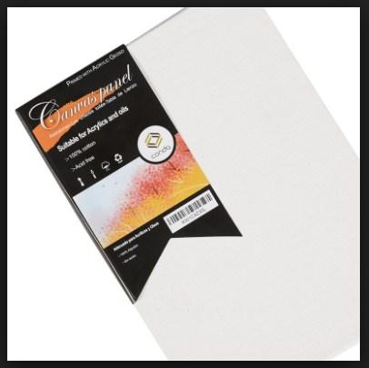 Как выбрать холст для живописи