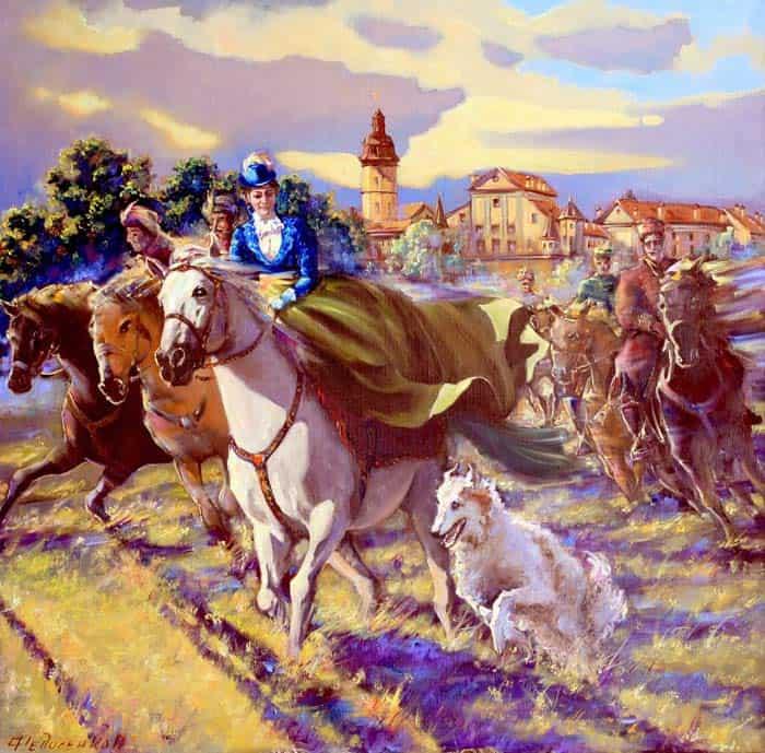 Легенды Несвижского замка Image