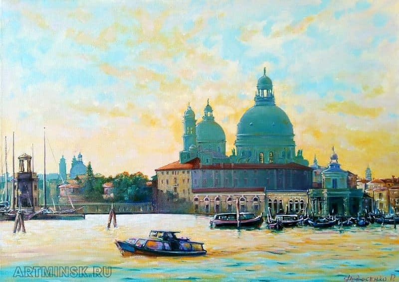 Венеция, утро Image