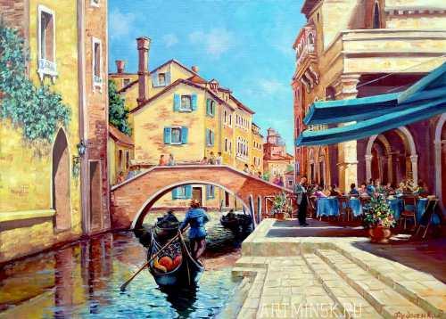 Будни Венеции