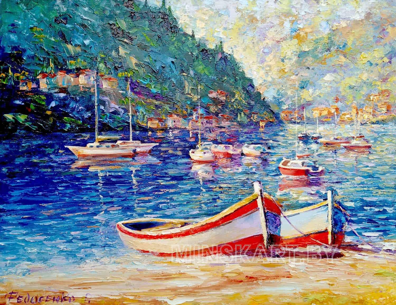 Лодки Image