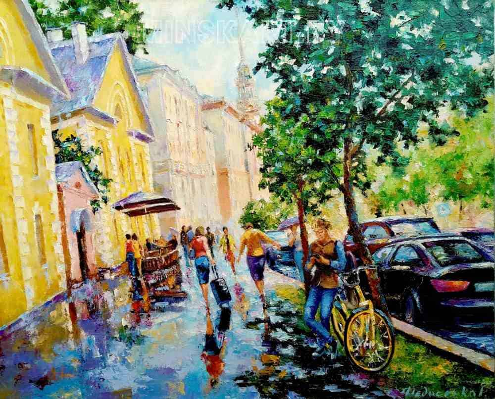 Летний дождик Image