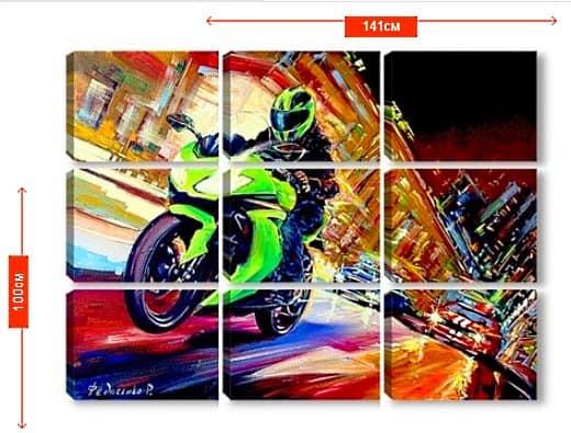 Кавасаки мотоцикл