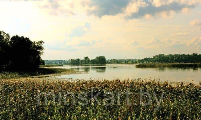 Белорусский пейзаж, Браславские озера