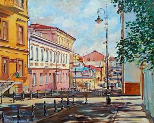 Улица Революционная, Минск Image