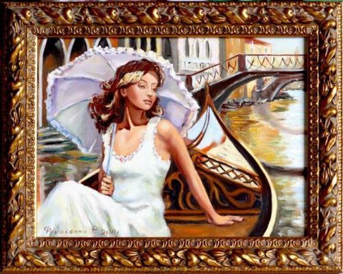 Венецианский зонтик