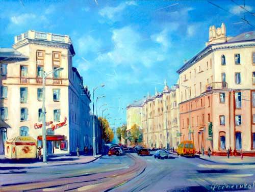 ulianovskay-Minsk